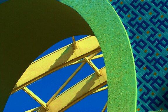 Green Arch by mandosar
