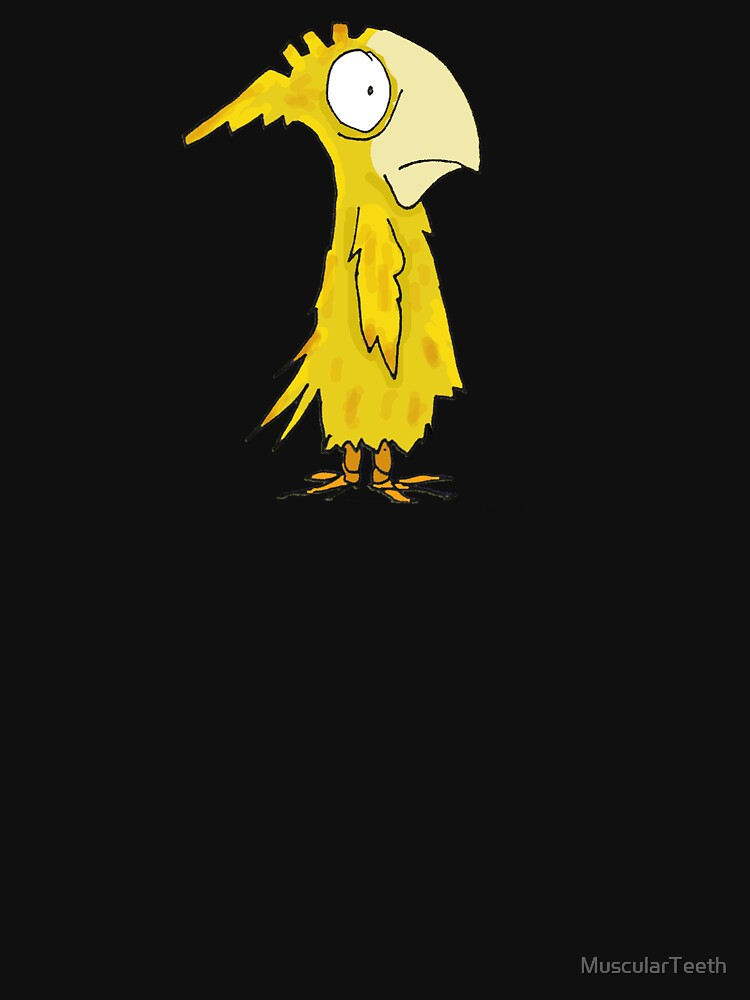 Bird by MuscularTeeth