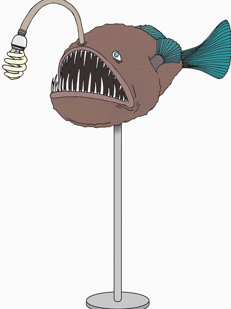 Anglerfish by bekome