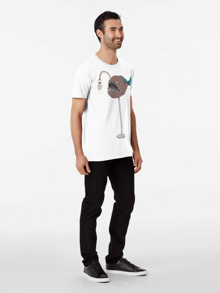 Alternate view of Anglerfish Premium T-Shirt