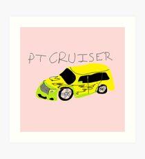 PT CRUISER Art Print