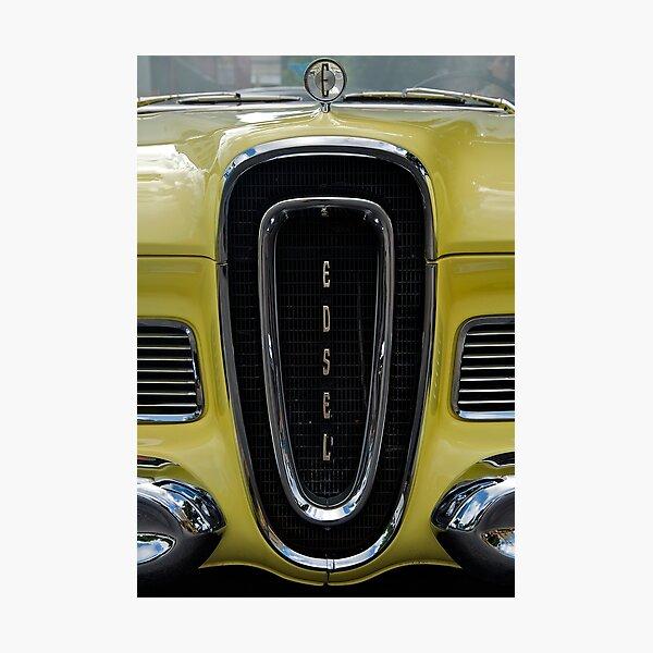 Edsel Photographic Print
