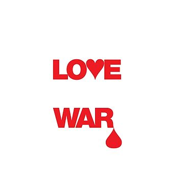 Make Love Not War by altoid