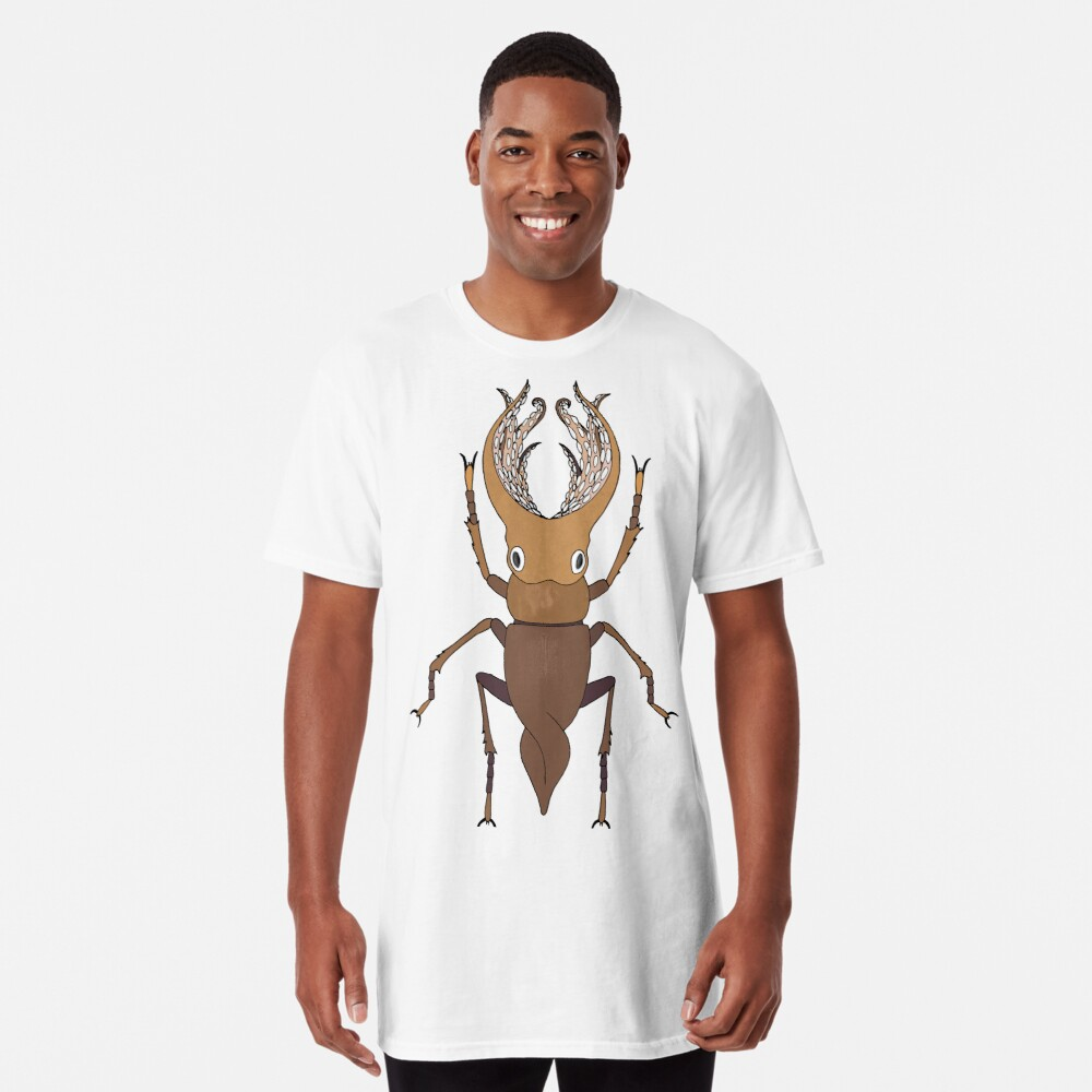 Beetle Long T-Shirt