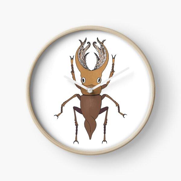 Beetle Clock