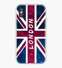 London British Union Jack Flag iPhone Case