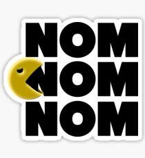 Nom Nom Nom Sticker