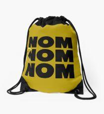 Nom Nom Nom Drawstring Bag