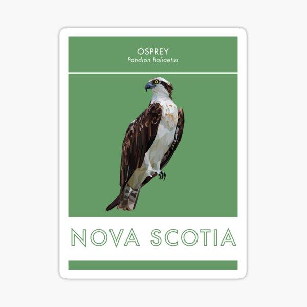 Nova Scotia - Osprey Sticker