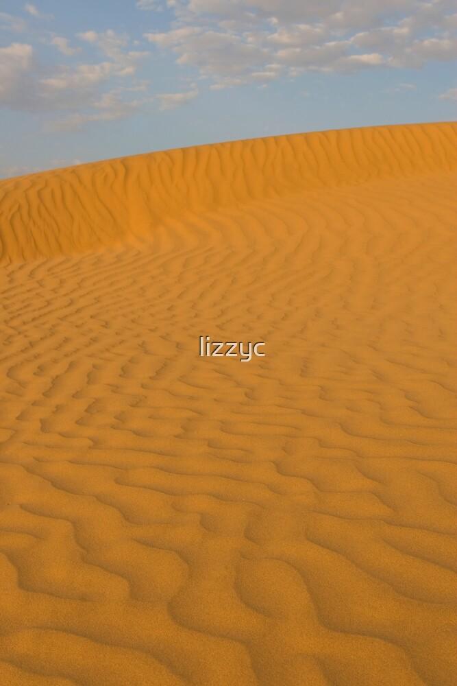 sand dunes by lizzyc