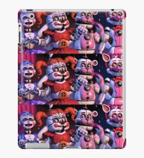 FNAF Sister location gang iPad Case/Skin