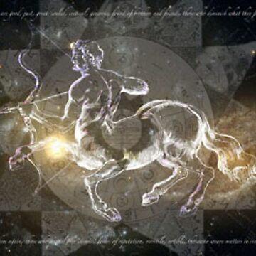 Sagittarius  by abuchaa