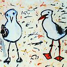 MY Boy! Seagull Design by donna malone