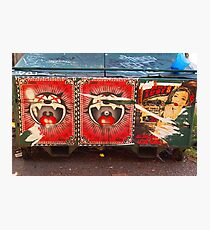 Graffiti 005 Photographic Print