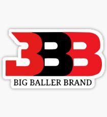 big baller brand Sticker