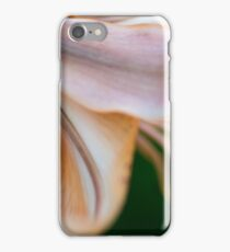 Peachy iPhone Case/Skin