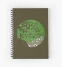 New adventure Spiral Notebook