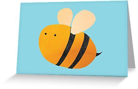 Biene von Aileen Swansen