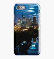 Houston Supermoon iPhone Case/Skin