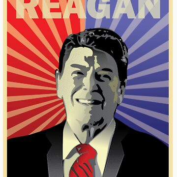 Remembering Ronald Reagan by spacedust