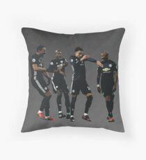 Pogba Lingard Martial Young Milly Rock Throw Pillow