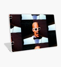 Max Headroom Laptop Skin