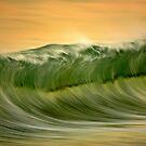 Green Wave by David Orias