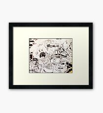 ORFUL  by JEREMIAH KAUFFMAN Print 4 Sale Framed Print