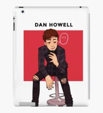 Dan Howell Young Comedian Told Us About Sosial Life iPad Case/Skin