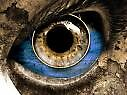 Awesome Eye! by Lucy Wallis