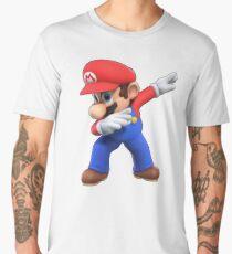 Super Mario Dab Men's Premium T-Shirt