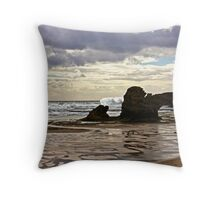CONTRASTS Throw Pillow