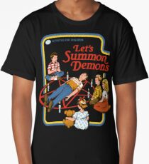 Let's Summon Demons Long T-Shirt