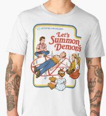 Let's Summon Demons Men's Premium T-Shirt