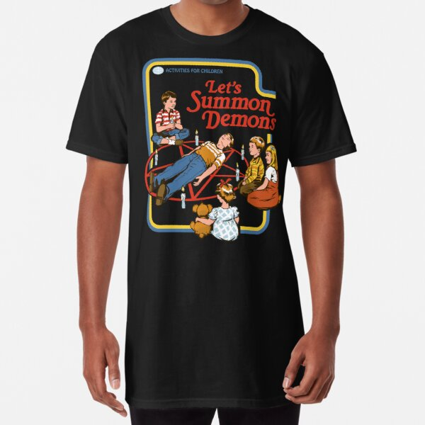 Let's Summon Demons Long T-Shirt