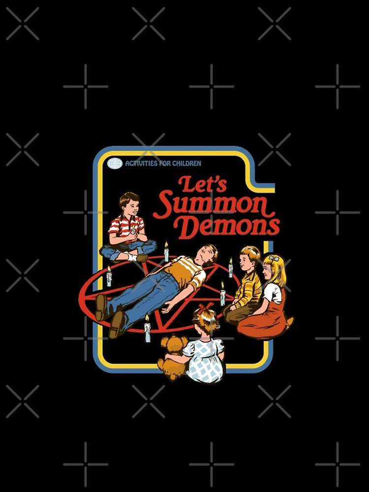 Let's Summon Demons by stevenrhodes