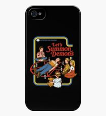 Let's Summon Demons iPhone 4s/4 Case