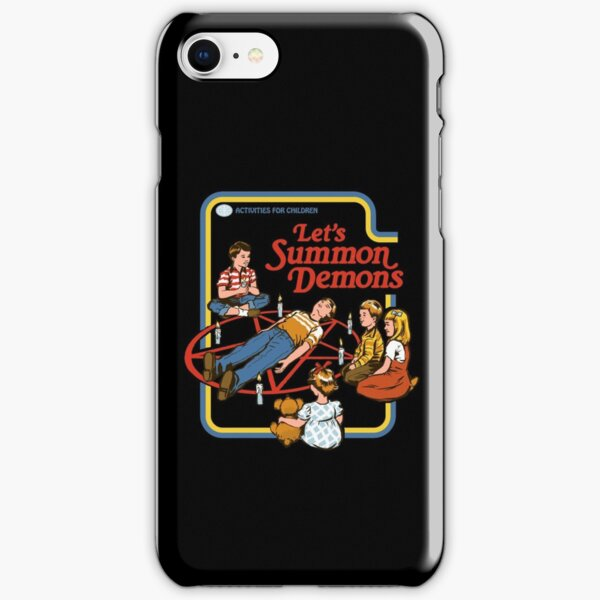 Let's Summon Demons iPhone Snap Case