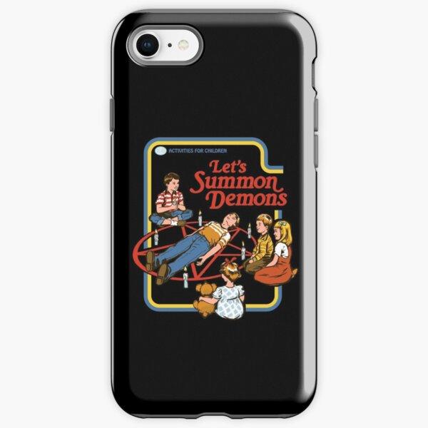 Let's Summon Demons iPhone Tough Case