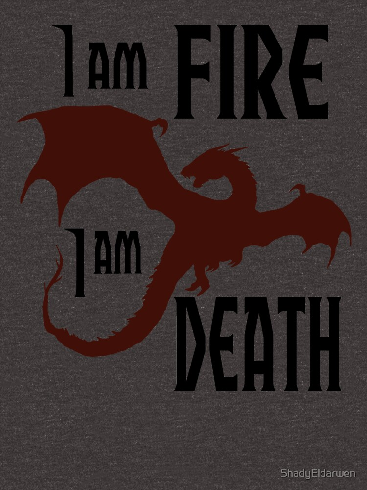 Fire & Death by ShadyEldarwen