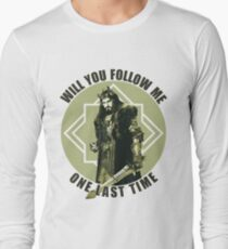 Will You Follow Me T-Shirt