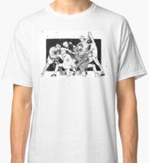 DNA double helix inktober Classic T-Shirt