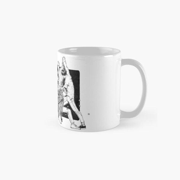 DNA double helix inktober Classic Mug