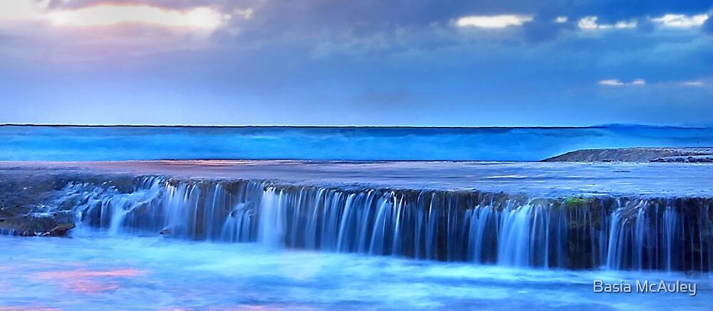 Monforts Beach by Basia McAuley