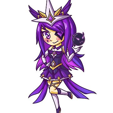 Star Guardian Syndra by LankySandwich