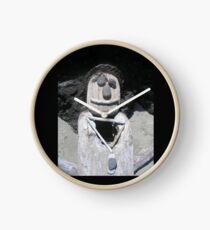 Driftwood Man Clock
