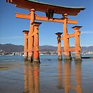 O-torii Gate by Michael McCasland