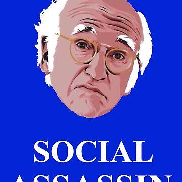 Social Assassin  by thenarrows