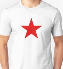 Roundel of the Soviet Air Forces, 1918-1945 Unisex T-Shirt