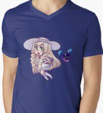 Pokemon Sun/Moon Lillie and Nebby T-Shirt